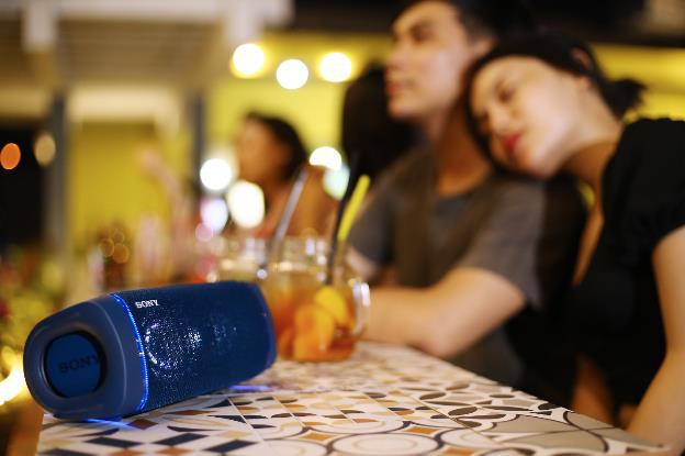 Bộ ba loa bluetooth Sony 2020: XB23/33/43 - Phụ kiện không thể thiếu cho những bữa tiệc âm nhạc đầy màu sắc - Ảnh 3.