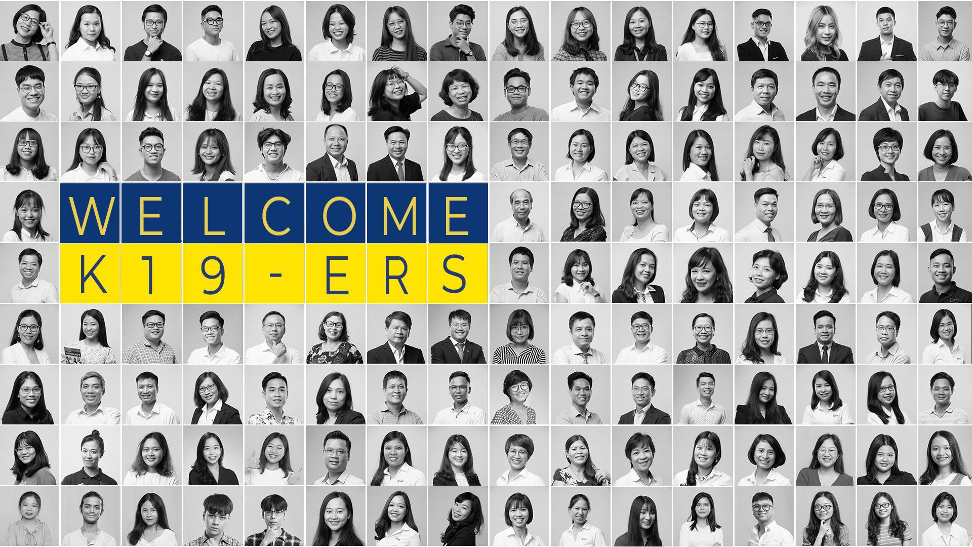 100 nụ cười chào đón tân sinh viên của thầy trò Khoa Quốc tế - ĐHQG Hà Nội - Ảnh 1.