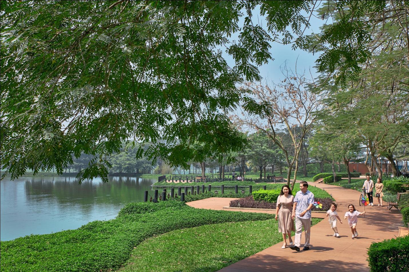 Gamuda Land tiên phong tạo dựng không gian sống bền vững hòa hợp với thiên nhiên - Ảnh 2.