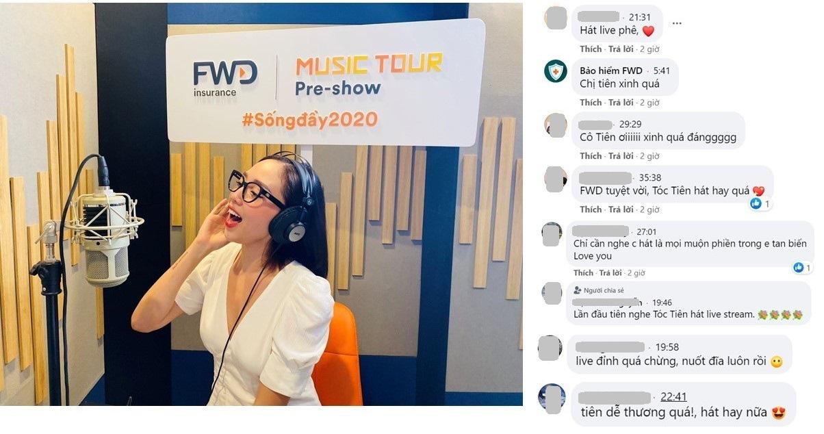 Điểm lại các phần live đỉnh nhất tại FWD Music Tour Pre-show, bạn thuộc team nào? - Ảnh 2.
