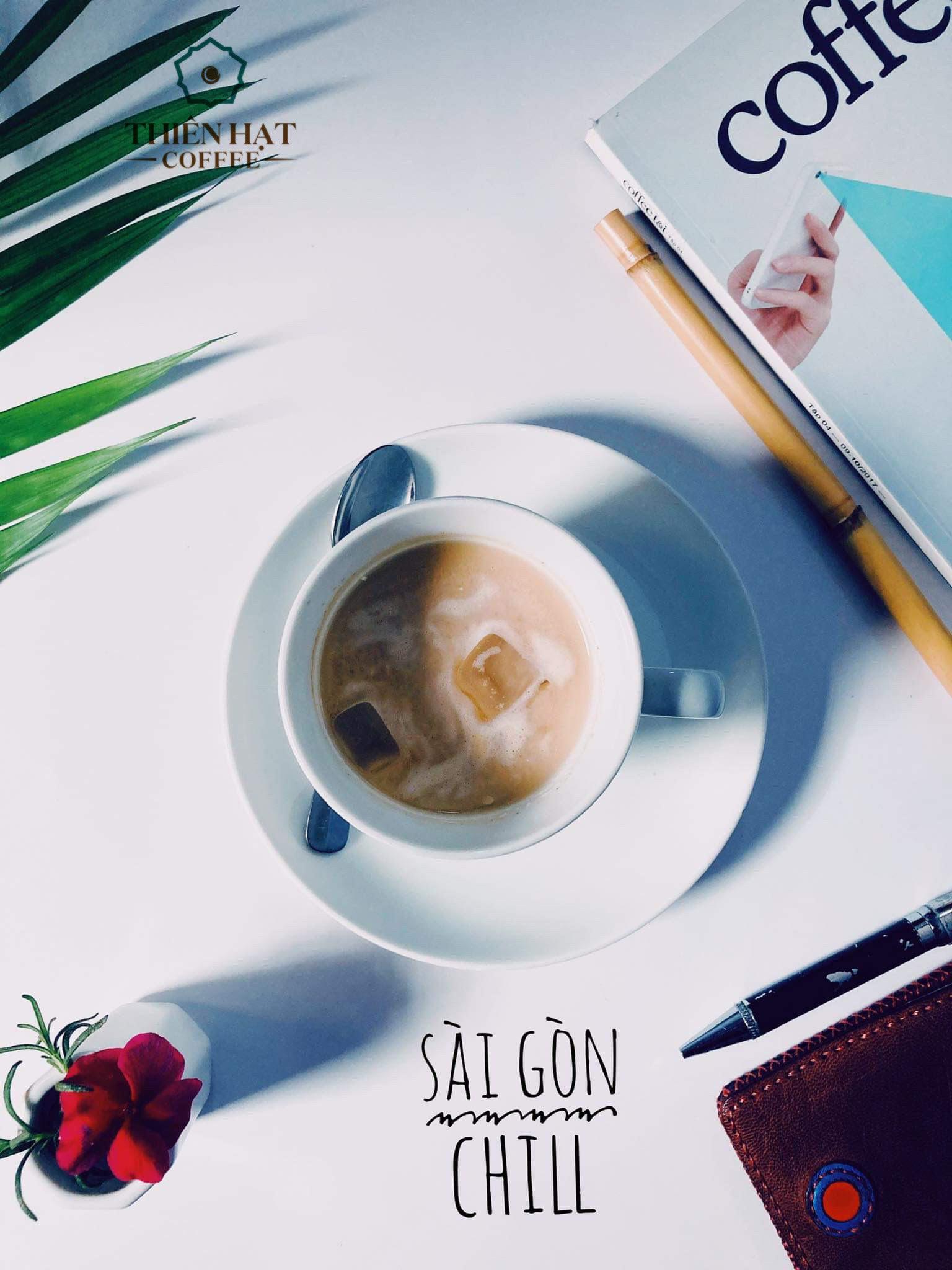Quá sức độc đáo với bánh pizza hình trái tim và ngôi sao tại Thiên Hạt Coffee, đẹp khiến không nỡ ăn - Ảnh 8.
