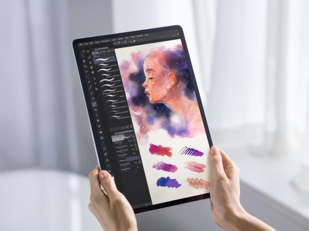 Tận hưởng phong cách làm việc như triệu phú cùng Galaxy Tab S7/S7+ - Ảnh 2.