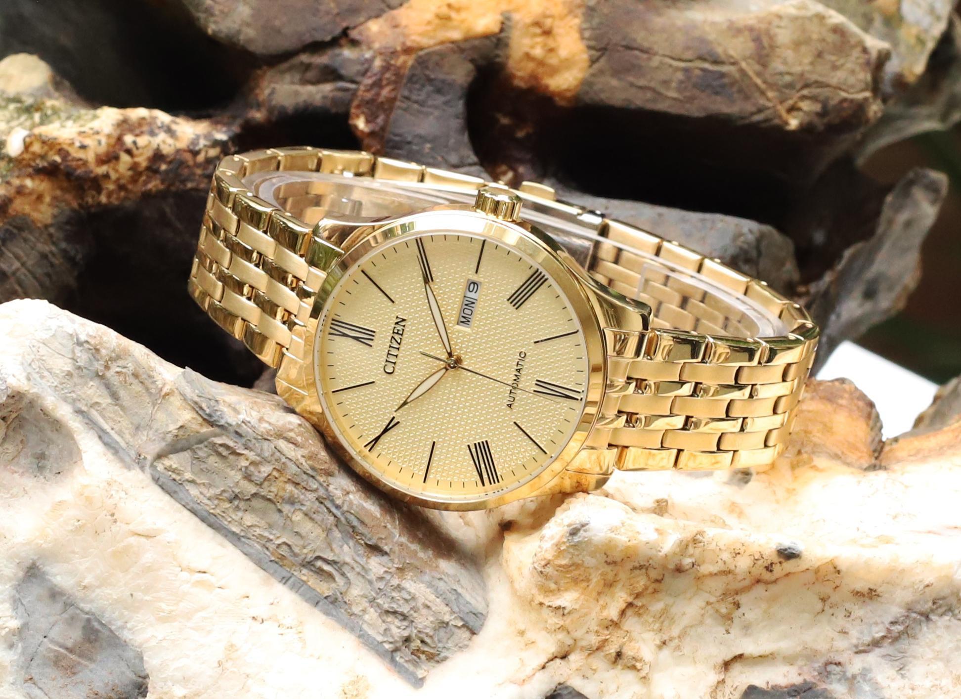 Mua đồng hồ Citizen ở đâu giá rẻ? Đăng Quang Watch còn rẻ hơn với ưu đãi lên đến 40% - Ảnh 1.