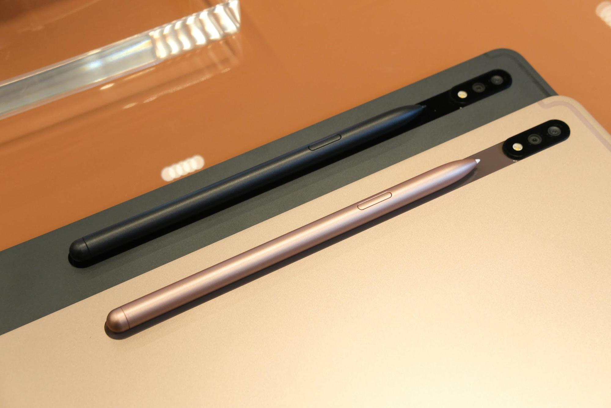 Tận hưởng phong cách làm việc như triệu phú cùng Galaxy Tab S7/S7+ - Ảnh 3.