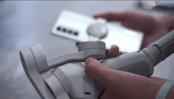 Gimbal DJI OM 4 dành cho smartphone: Kẹp giữ nam châm tiện lợi, nhiều cải tiến, giá chỉ hơn 3 triệu - Ảnh 3.