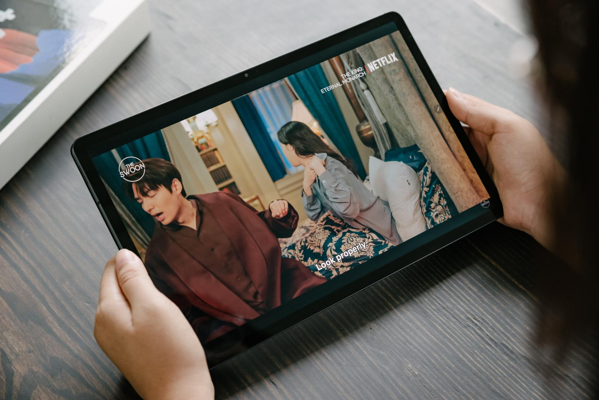 Tận hưởng phong cách làm việc như triệu phú cùng Galaxy Tab S7/S7+ - Ảnh 7.