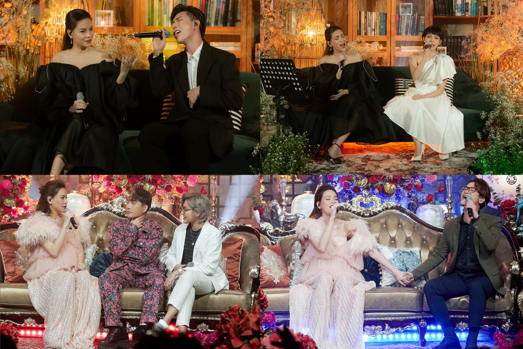 Chuỗi Private Show Love Songs của Hồ Ngọc Hà - điểm sáng của năm về một chương trình âm nhạc đậm chất nghệ thuật - Ảnh 1.