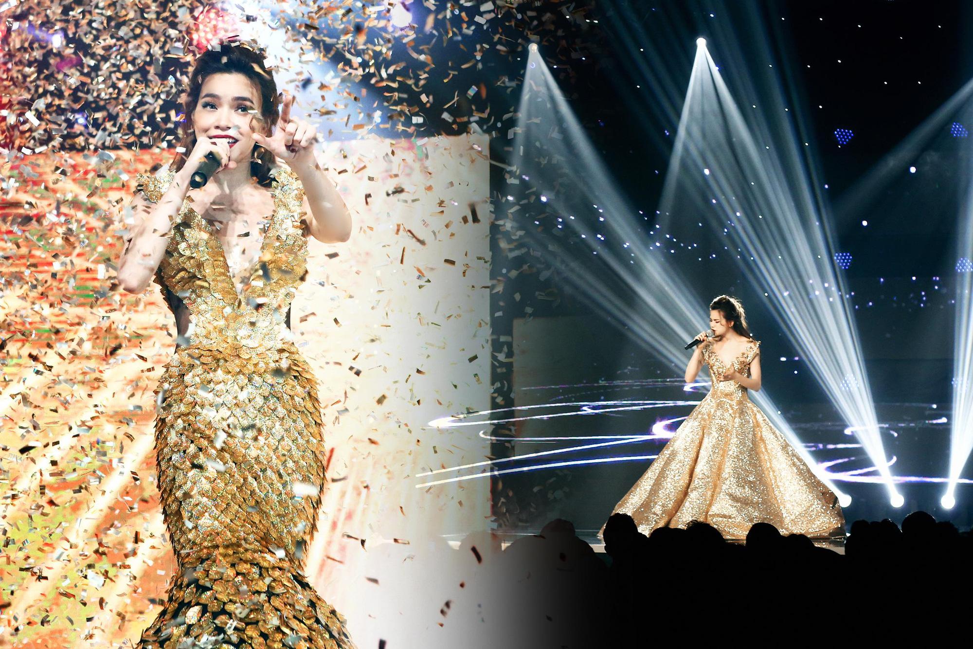 Chuỗi Private Show Love Songs của Hồ Ngọc Hà - điểm sáng của năm về một chương trình âm nhạc đậm chất nghệ thuật - Ảnh 2.
