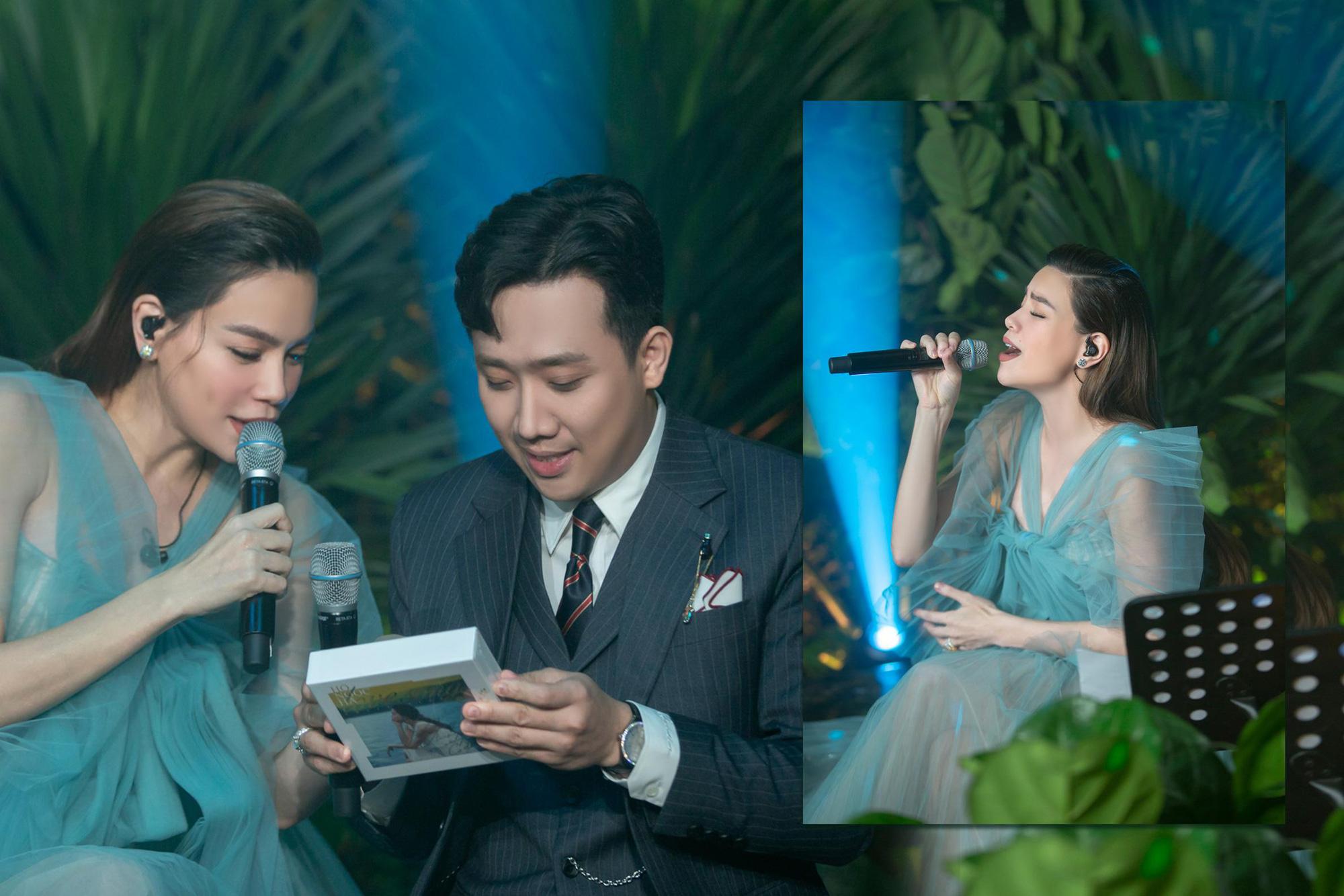 Chuỗi Private Show Love Songs của Hồ Ngọc Hà - điểm sáng của năm về một chương trình âm nhạc đậm chất nghệ thuật - Ảnh 4.