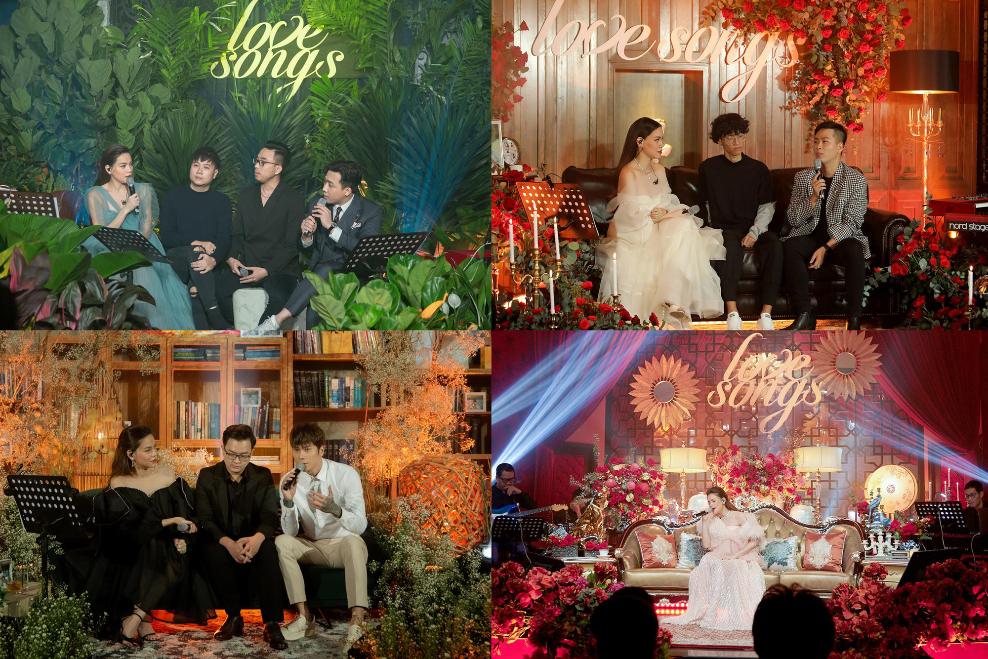 Chuỗi Private Show Love Songs của Hồ Ngọc Hà - điểm sáng của năm về một chương trình âm nhạc đậm chất nghệ thuật - Ảnh 5.