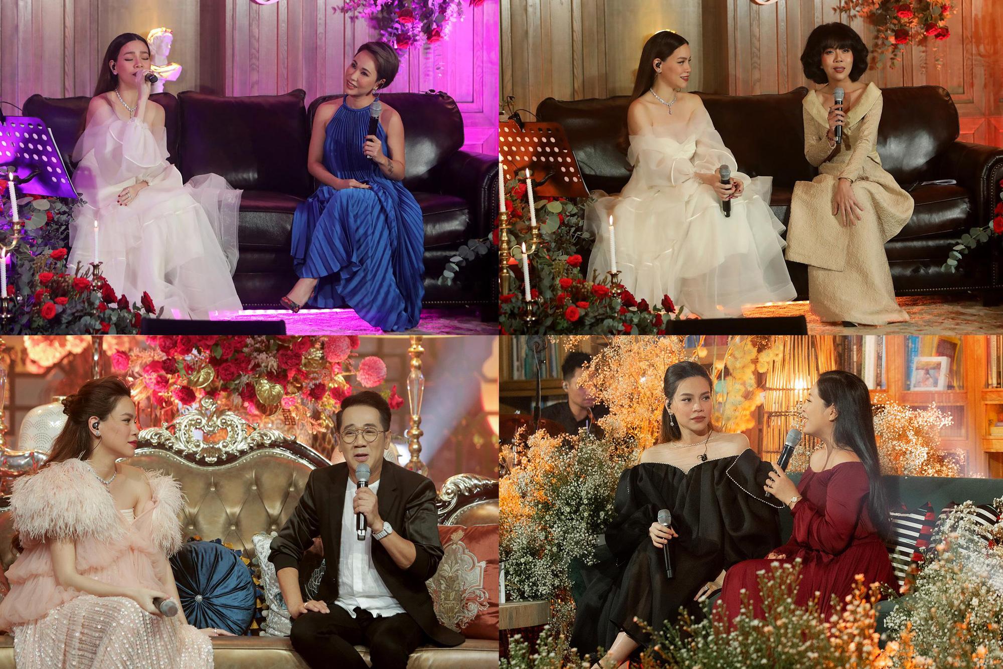 Chuỗi Private Show Love Songs của Hồ Ngọc Hà - điểm sáng của năm về một chương trình âm nhạc đậm chất nghệ thuật - Ảnh 6.