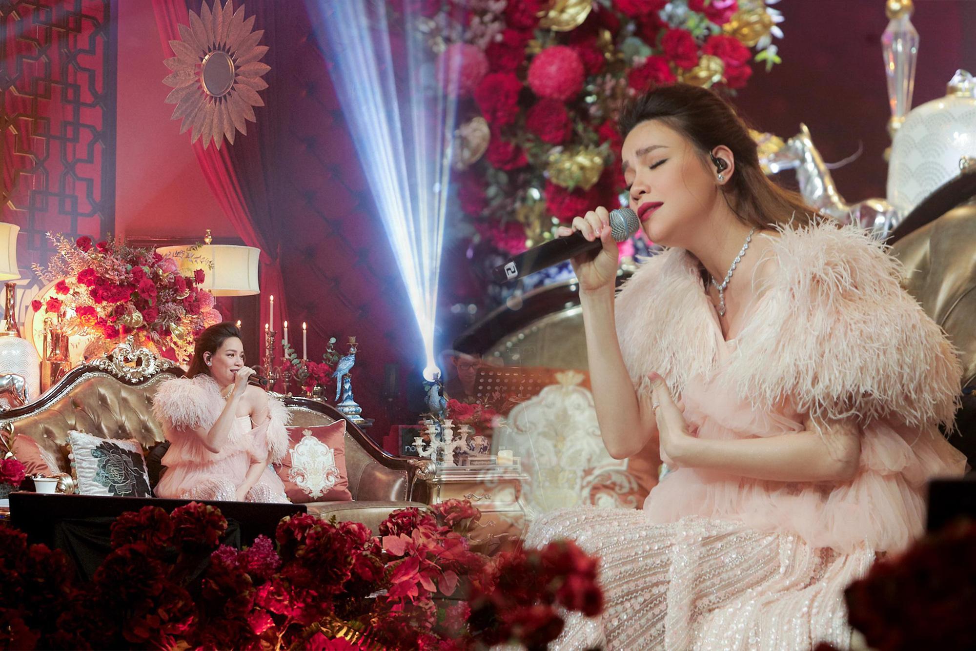 Chuỗi Private Show Love Songs của Hồ Ngọc Hà - điểm sáng của năm về một chương trình âm nhạc đậm chất nghệ thuật - Ảnh 7.