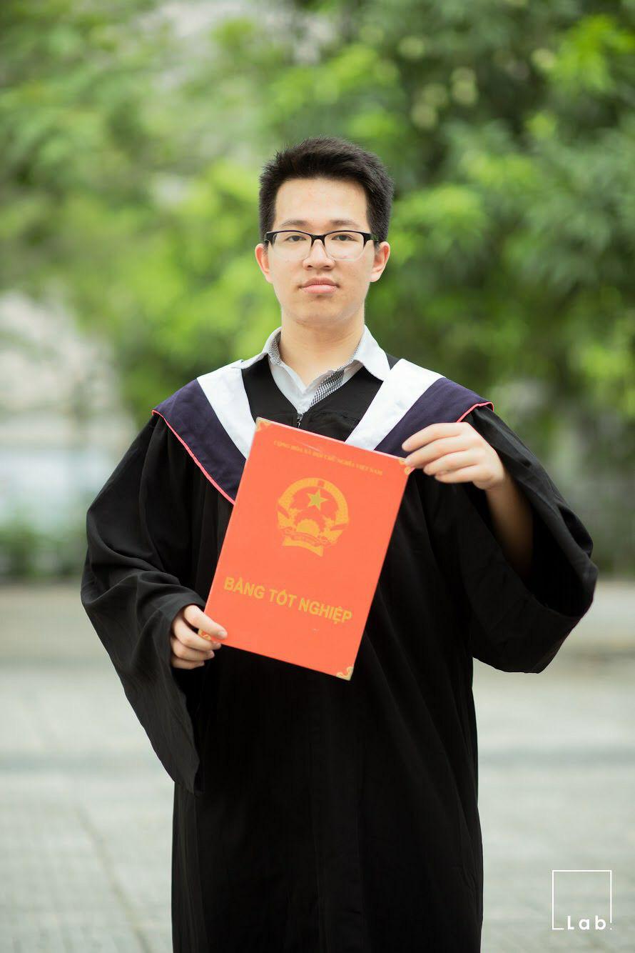 Điểm mặt dàn tân sinh viên thành tích khủng theo học Trường Đại học Phenikaa - Ảnh 2.