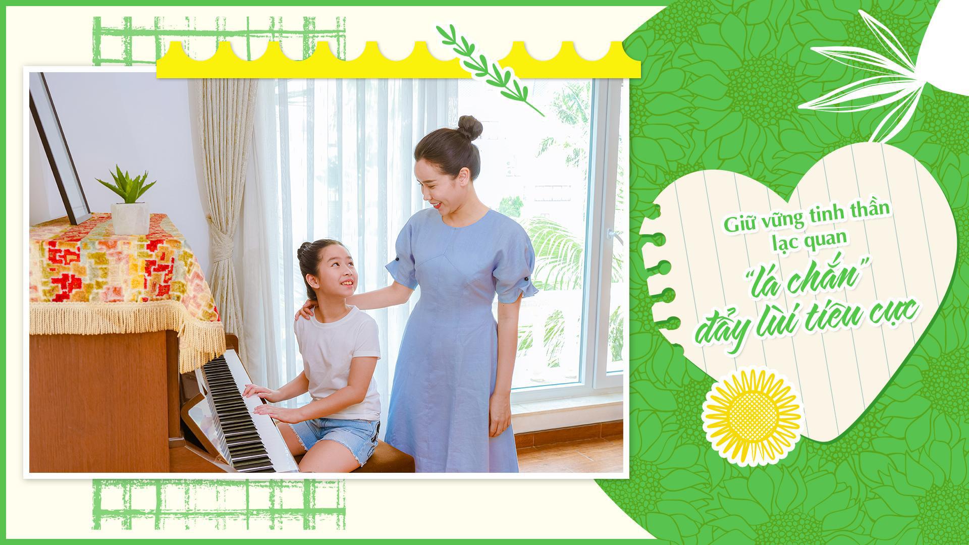 Theo chân Lưu Hương Giang khám phá góc đề kháng home-made để tăng cường sức khỏe cho cả gia đình - Ảnh 2.