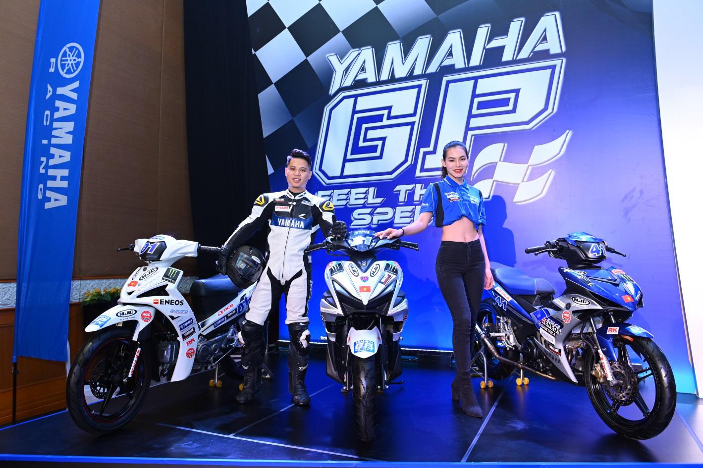 """Khách hàng """"ẵm trọn"""" xe mô tô thể thao trị giá gần 70 triệu khi mua Yamaha Exciter - Ảnh 3."""