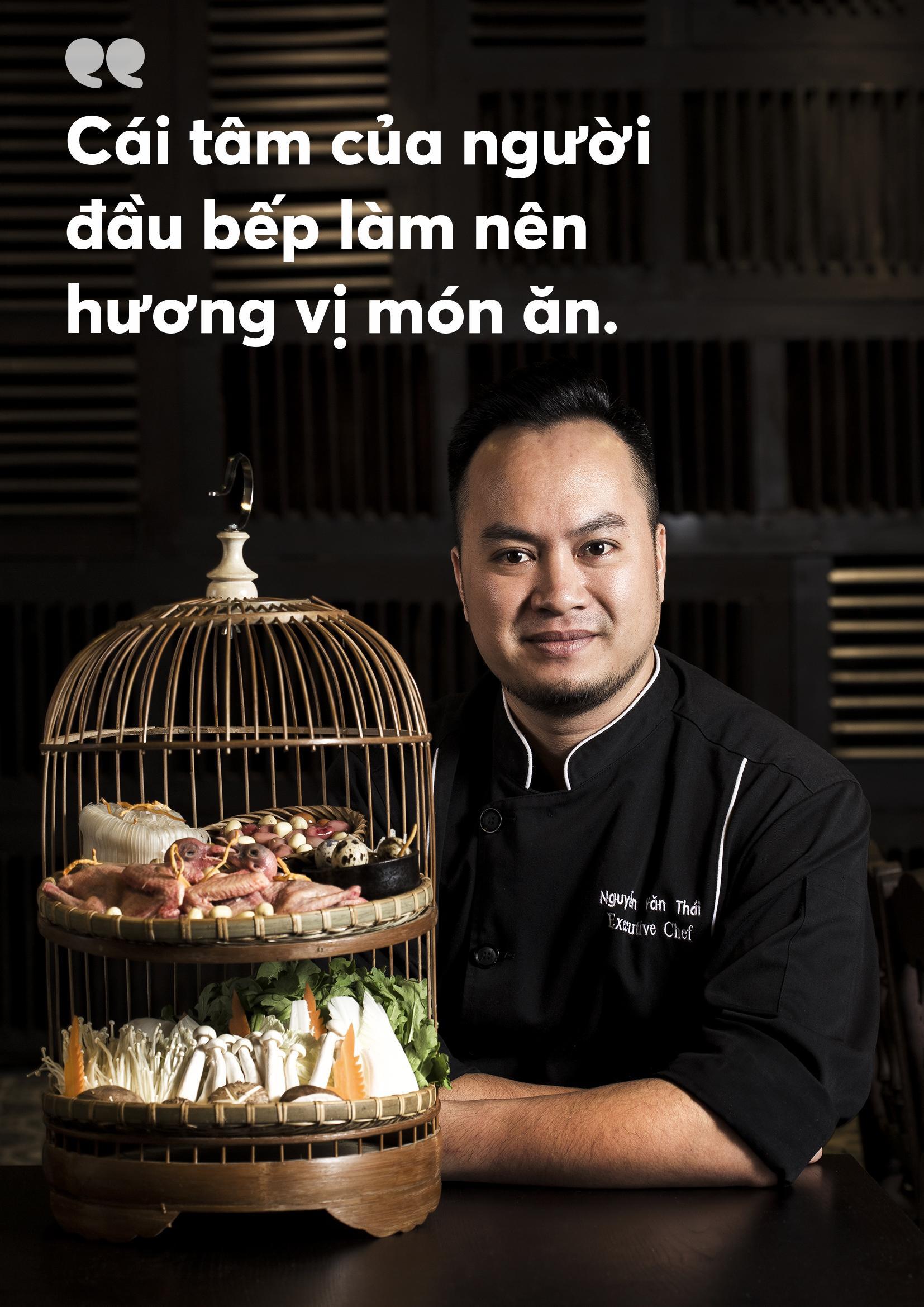 Chef Thái - Nâng tầm món ăn Việt luôn là trăn trở cả đời làm nghề của tôi - Ảnh 2.
