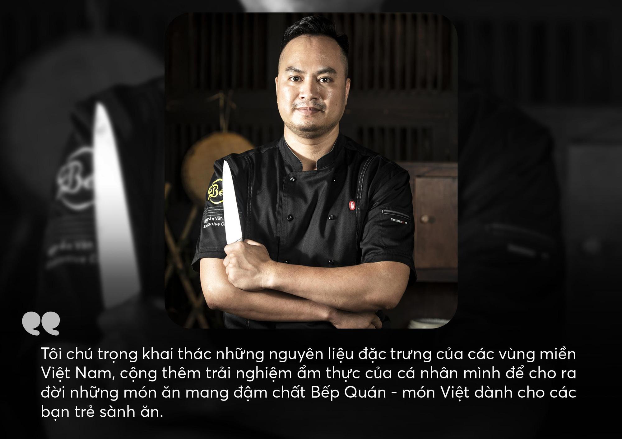 Chef Thái - Nâng tầm món ăn Việt luôn là trăn trở cả đời làm nghề của tôi - Ảnh 3.