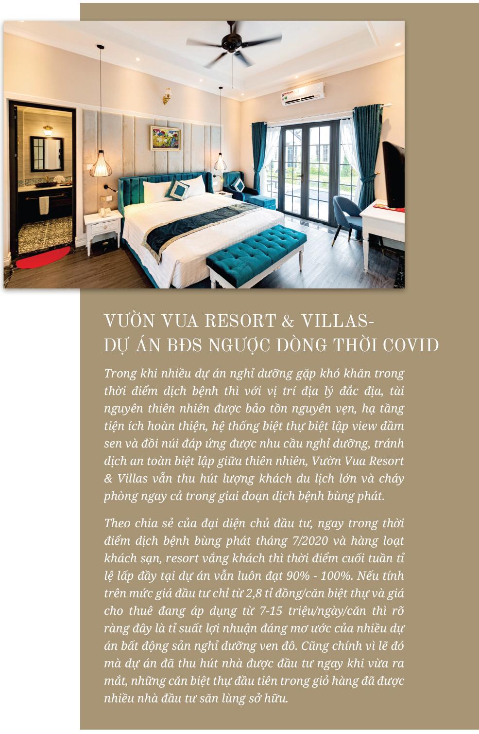 """Đón đầu xu hướng sở hữu ngôi nhà thứ hai, Vườn Vua Resort & Villas thu hút nhà đầu tư với """"lợi ích kép"""" sáng giá - Ảnh 11."""