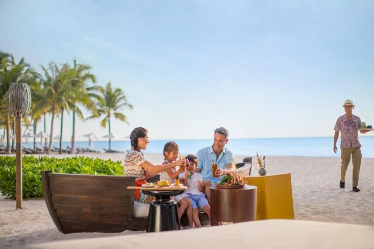 """""""Thưởng thức món ngon, nghỉ dưỡng sang trọng"""" tại InterContinental Phu Quoc Long Beach Resort - Ảnh 1."""