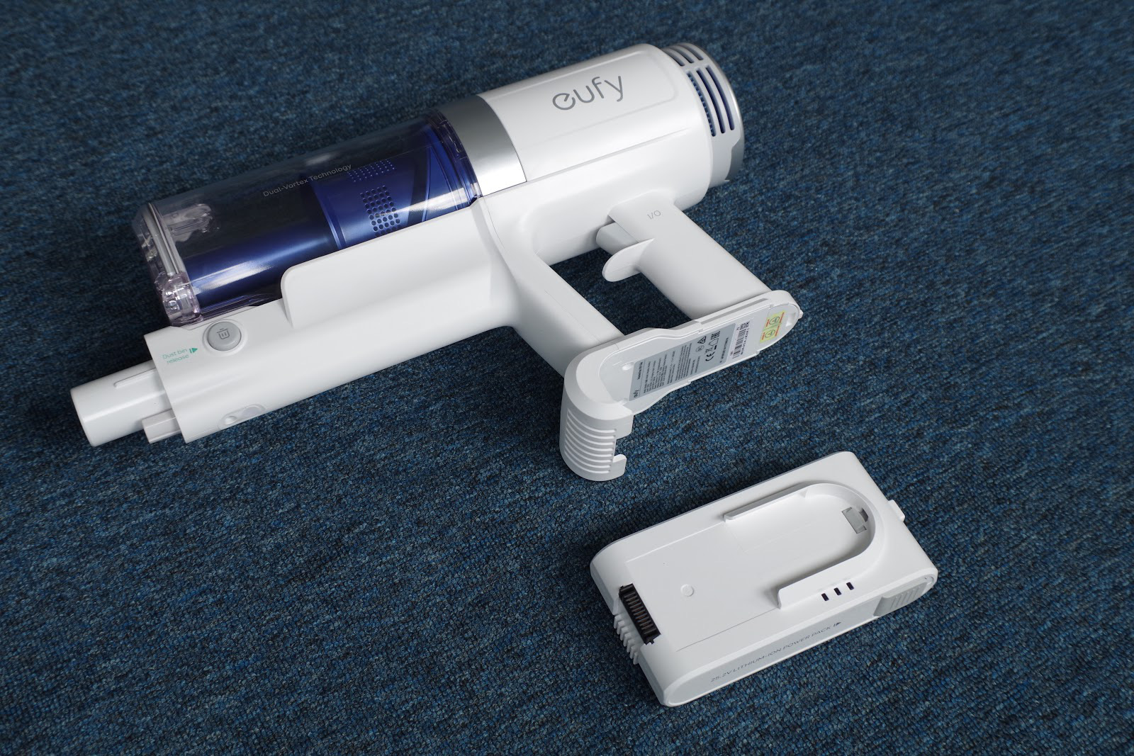 Vệ sinh mọi ngóc ngách với máy hút bụi Eufy HomeVac S11 Go - Ảnh 5.
