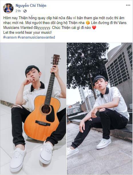 Cuộc thi tìm kiếm tài năng âm nhạc Vans Musicians Wanted 2020 đang nóng hơn bao giờ hết, Ricky Star, Xesi, Hoaprox cũng góp mặt - Ảnh 6.