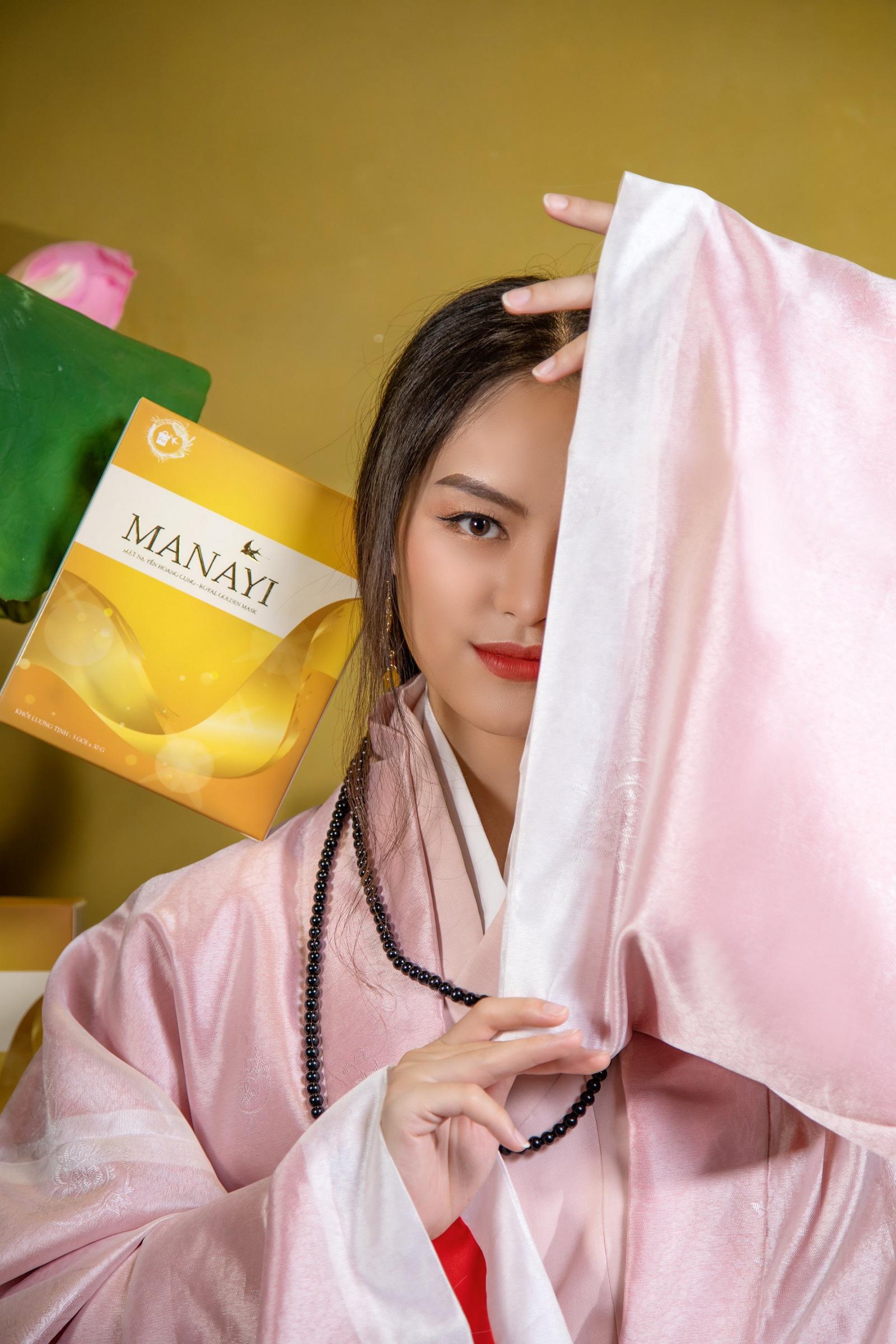 """Ấn tượng bộ ảnh """"Manayi - vàng son một thuở"""" tôn vinh hương sắc đất Việt ngàn năm - Ảnh 8."""