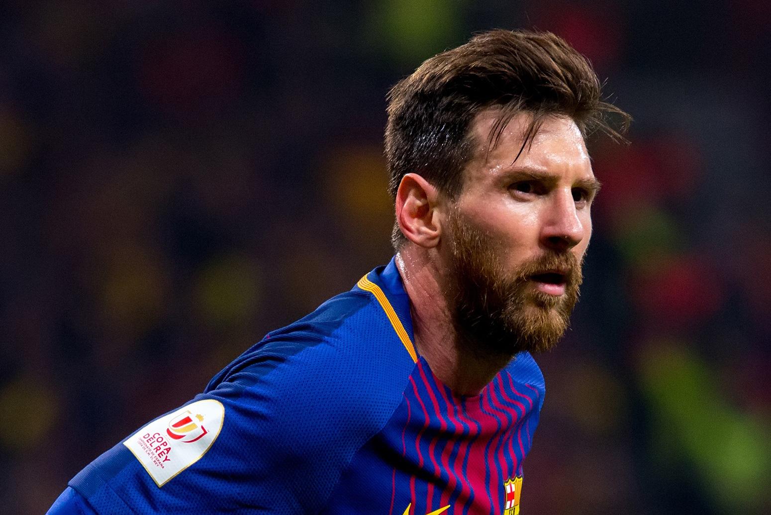 """Lionel Messi - """"Chất vua không lùi bước"""" - Ảnh 1."""