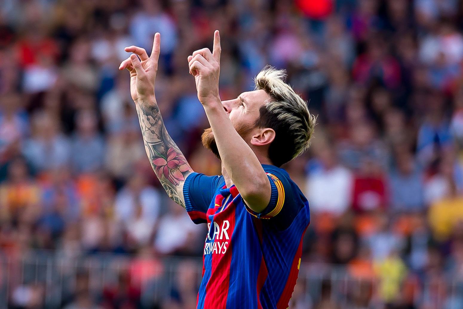 """Lionel Messi - """"Chất vua không lùi bước"""" - Ảnh 4."""