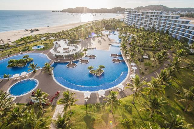 Tập đoàn FLC chuẩn bị khánh thành khách sạn lớn bậc nhất Việt Nam tại Quy Nhơn - Ảnh 7.