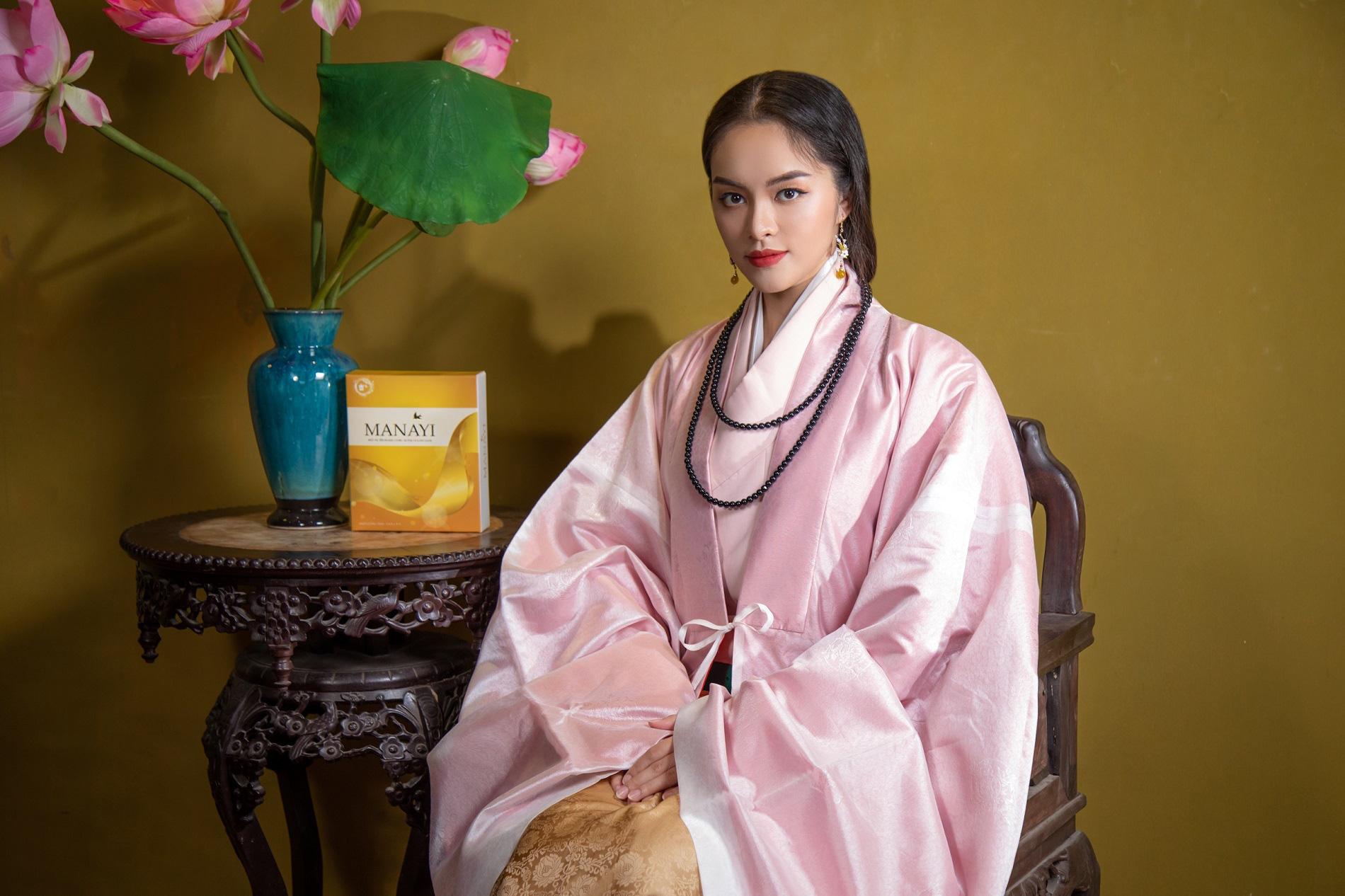 """Ấn tượng bộ ảnh """"Manayi - vàng son một thuở"""" tôn vinh hương sắc đất Việt ngàn năm - Ảnh 9."""
