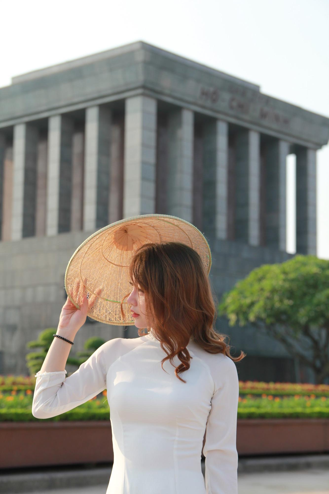"""Sinh viên Hà Nội cùng nhau """"check-in để quảng bá nét đẹp Thủ đô - Ảnh 4."""