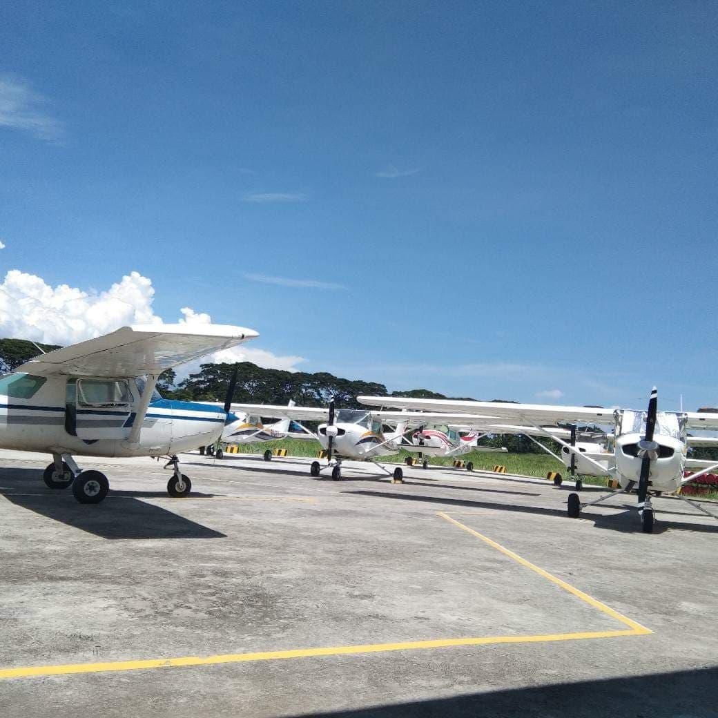 """Một ngày trải nghiệm môi trường """"sáng giá"""" tại trường đào tạo phi công hàng đầu - Ảnh 1."""