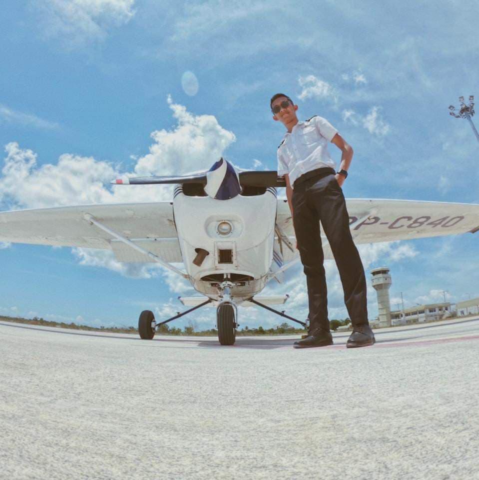 """Một ngày trải nghiệm môi trường """"sáng giá"""" tại trường đào tạo phi công hàng đầu - Ảnh 3."""