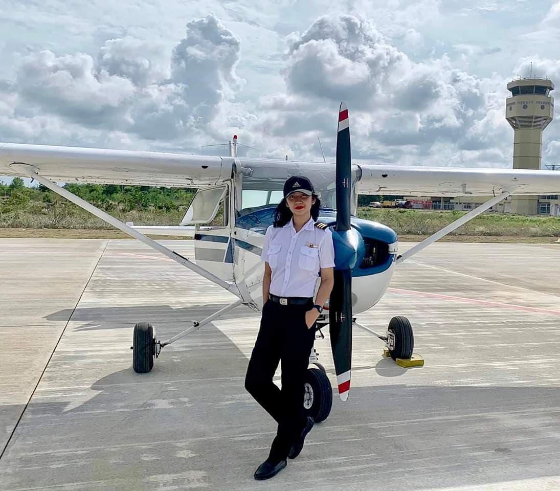 """Một ngày trải nghiệm môi trường """"sáng giá"""" tại trường đào tạo phi công hàng đầu - Ảnh 7."""