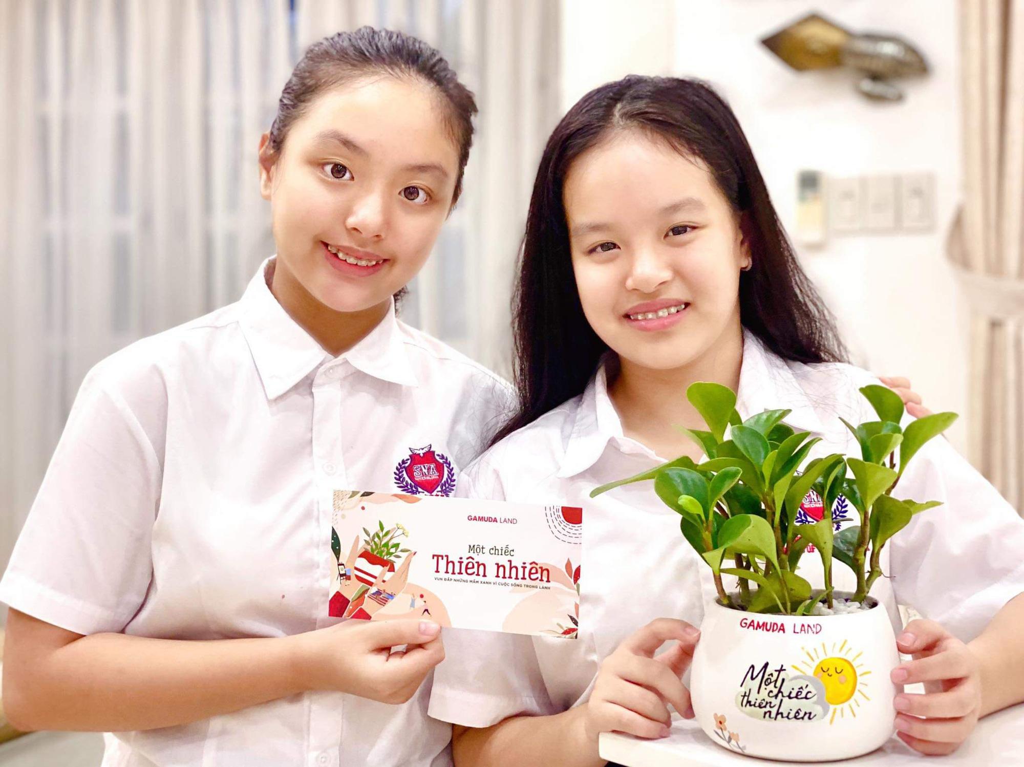 """Sao Việt hào hứng tham gia chiến dịch truyền cảm hứng siêu cute """"Một chiếc thiên nhiên"""" - Ảnh 2."""