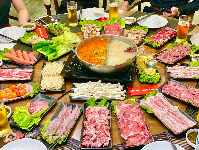 """Top những quán lẩu Đài Loan ngon """"nhức người"""" không thể bỏ qua tại Hà Nội - Ảnh 1."""