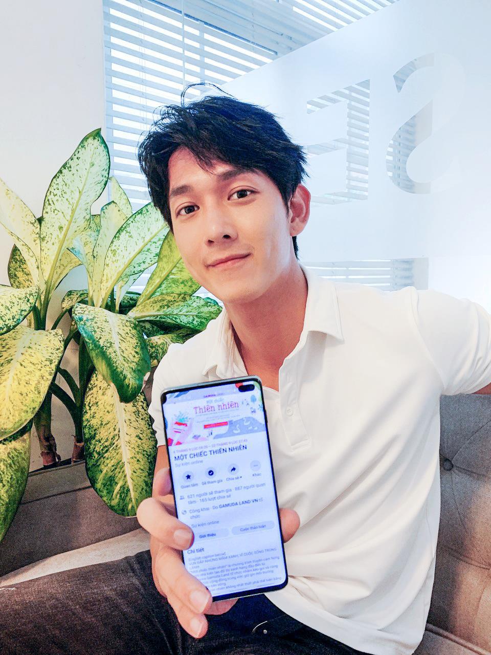 """Sao Việt hào hứng tham gia chiến dịch truyền cảm hứng siêu cute """"Một chiếc thiên nhiên"""" - Ảnh 5."""
