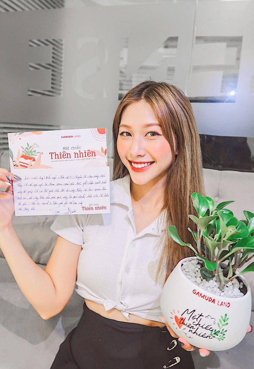 """Sao Việt hào hứng tham gia chiến dịch truyền cảm hứng siêu cute """"Một chiếc thiên nhiên"""" - Ảnh 8."""