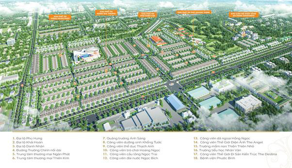 Sức hút của bất động sản Bình Phước với dự án xu hướng Khu kinh tế đêm Cát Tường Phú Hưng - Ảnh 1.