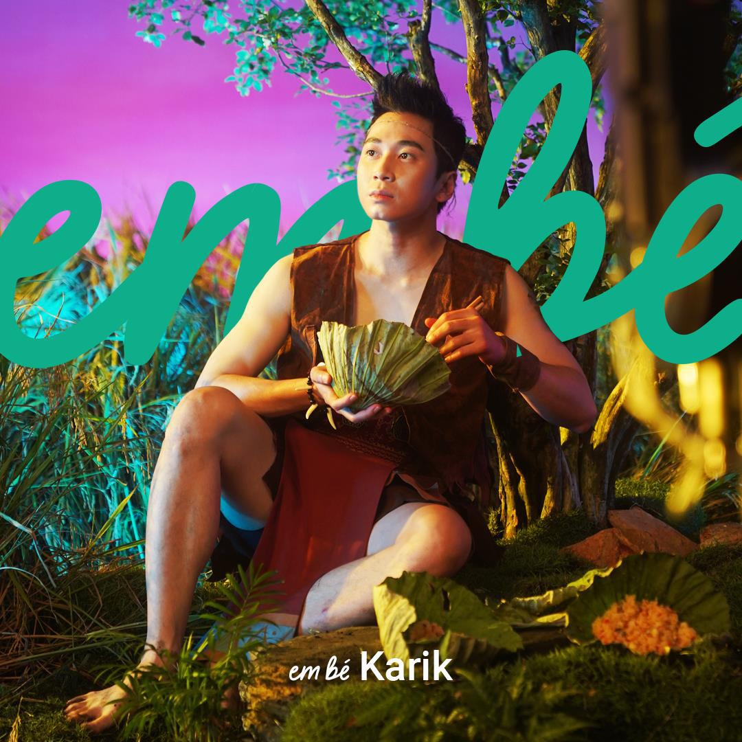 """Làm """"em bé"""" của Karik trong MV mới, Amee ngọt ngào """"tung hint"""" cho cánh chị em: Bí quyết trở thành em bé trong mắt người thương trong bất kỳ thời kỳ nào - Ảnh 4."""