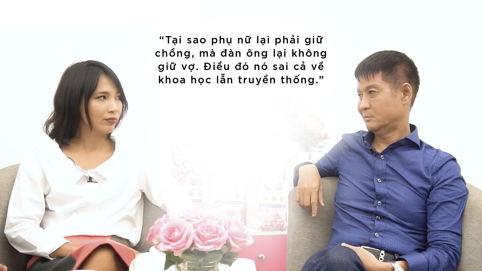"""Bất ngờ trước hình ảnh """"người chồng hoàn hảo"""" của Lê Hoàng, Trác Thúy Miêu không khỏi nghi ngờ và thẳng thừng chất vấn - Ảnh 4."""
