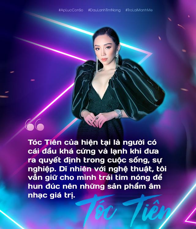 """Top trending, triệu view, ê-kíp hùng hậu... với Tóc Tiên chỉ là """"quà tặng kèm"""", không phải thước đo thành công duy nhất của nghệ sĩ - Ảnh 8."""