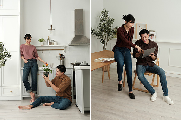 """""""Tốt gỗ, tốt cả nước sơn"""", cứ chọn UNIQLO jeans thì lên đồ giản đơn vẫn style """"ngút ngàn"""" - Ảnh 4."""