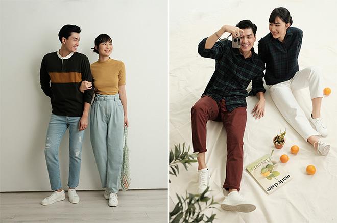 """""""Tốt gỗ, tốt cả nước sơn"""", cứ chọn UNIQLO jeans thì lên đồ giản đơn vẫn style """"ngút ngàn"""" - Ảnh 5."""