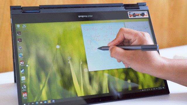 Đánh giá Asus Vivobook Flip 14 TM420: chiếc laptop góp phần thay đổi cách truyền đạt của giới trẻ - Ảnh 5.