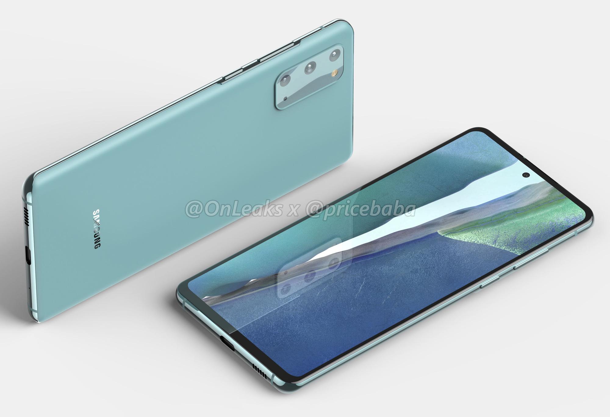 Smartphone hội tụ đầy đủ tính năng của S20 Ultra nhưng dành cho giới trẻ của Samsung lộ diện - Ảnh 2.