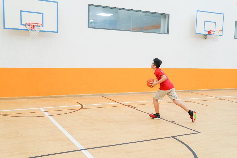 Cùng tạo nên một thế hệ trẻ đam mê thể thao - Ảnh 1.