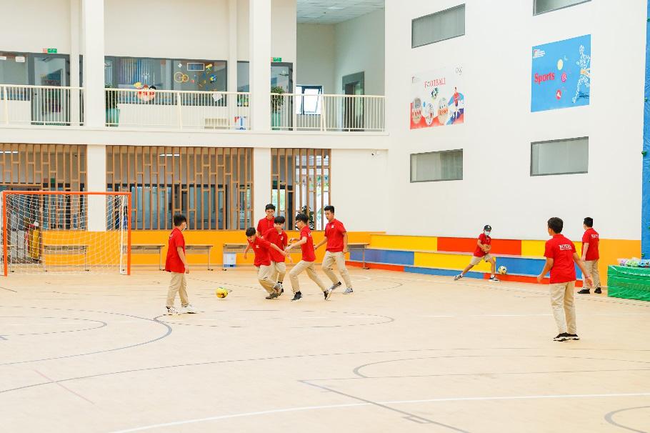 Cùng tạo nên một thế hệ trẻ đam mê thể thao - Ảnh 2.