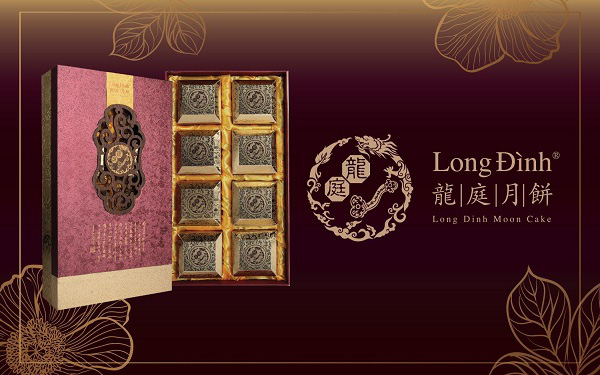 Phong vị Hồng Kông qua bánh Trung thu thượng hạng Long Đình - Ảnh 2.