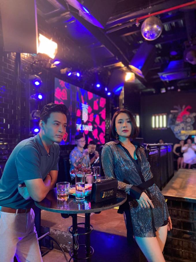 Lột xác đầy tươi trẻ trong phim mới, Hồng Diễm tiết lộ bí mật thêm tự tin và cảm hứng cho vai diễn - Ảnh 1.